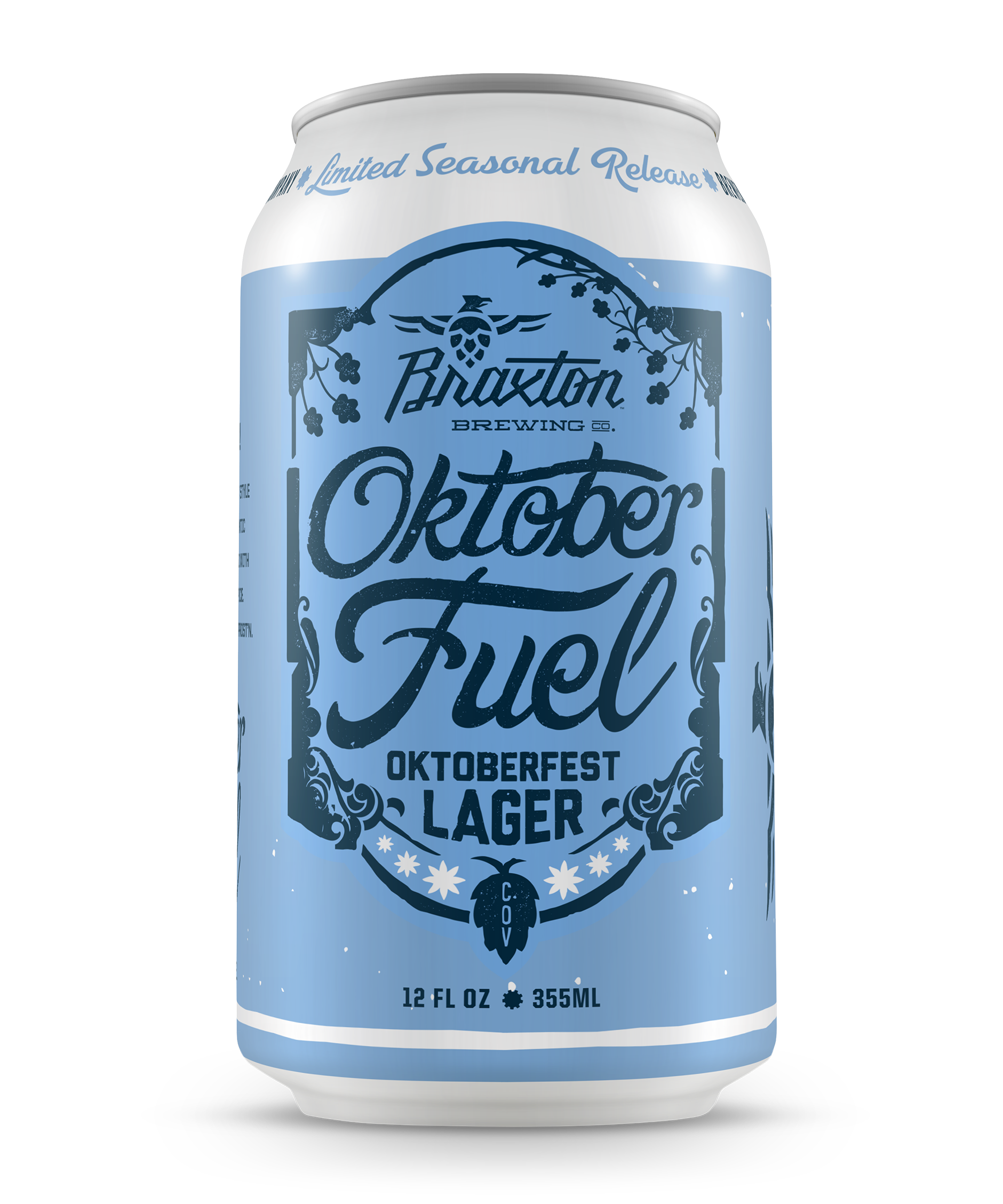 Braxton Oktober Fuel Can