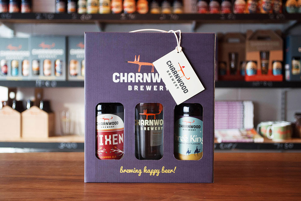 Charnwood Brewery Carriers