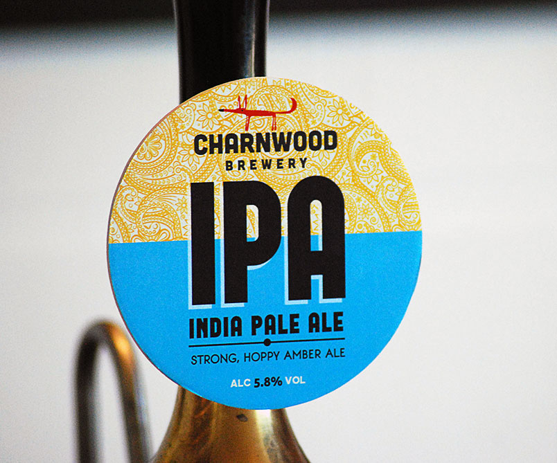 Charnwood Brewery Tap