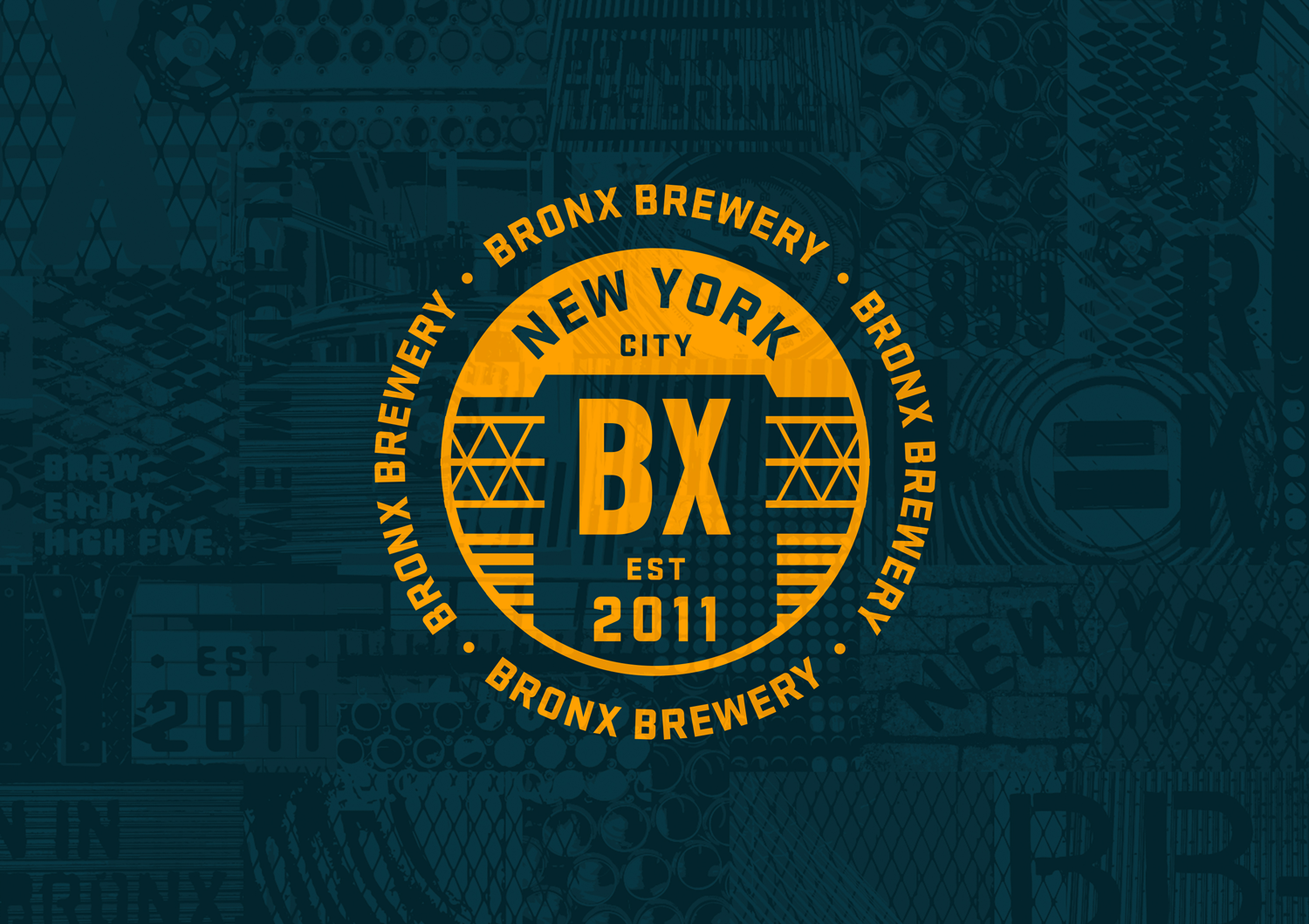 bronx banner oh beautiful beer
