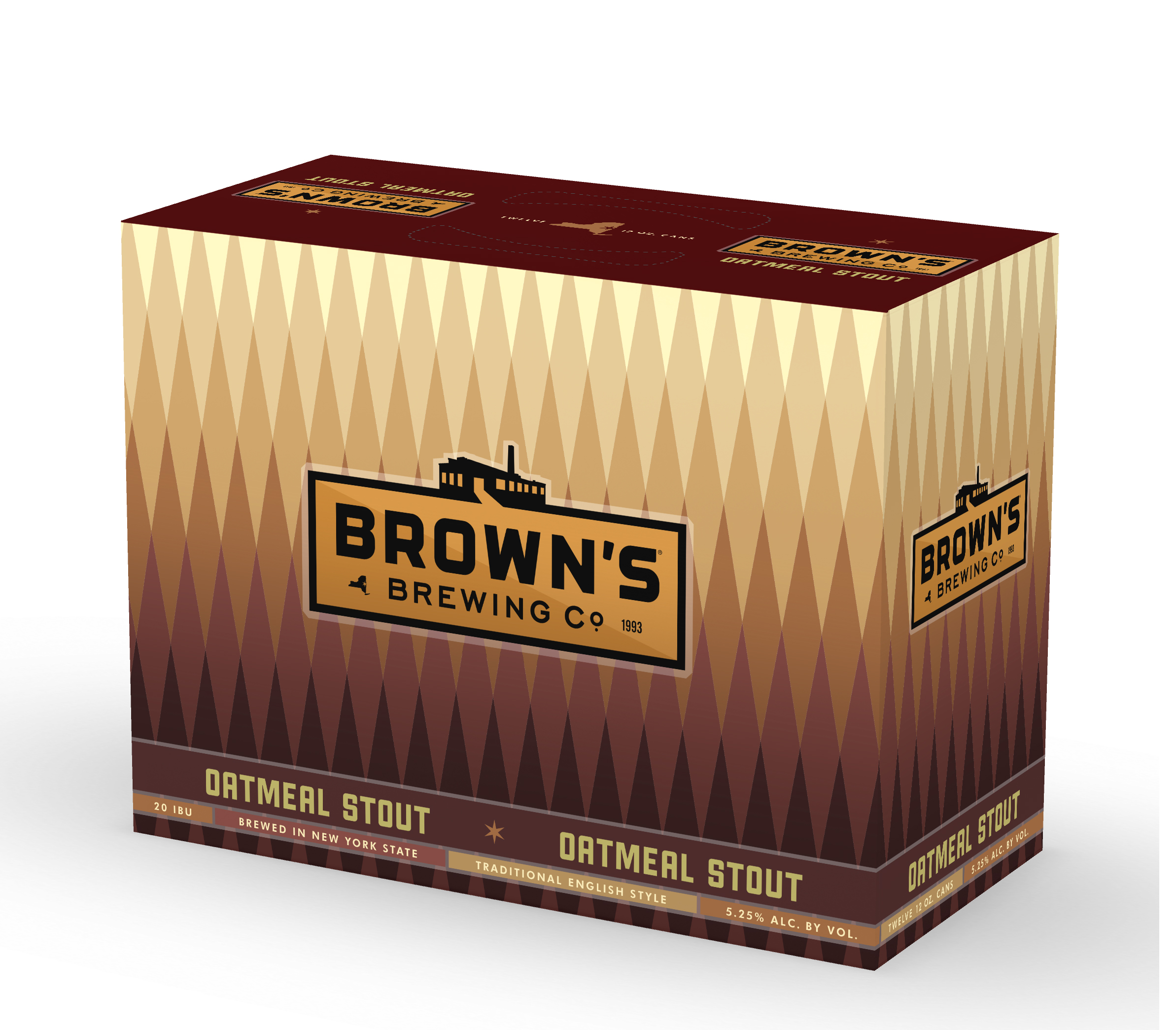 Brown's Brewing Cases