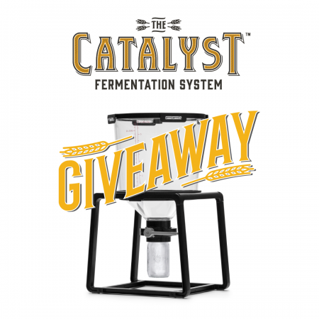 The Catalyst Fermentation System Giveaway