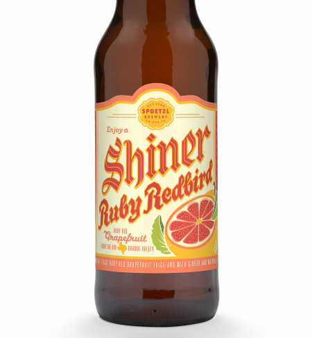Shiner Ruby Redbird Bottle