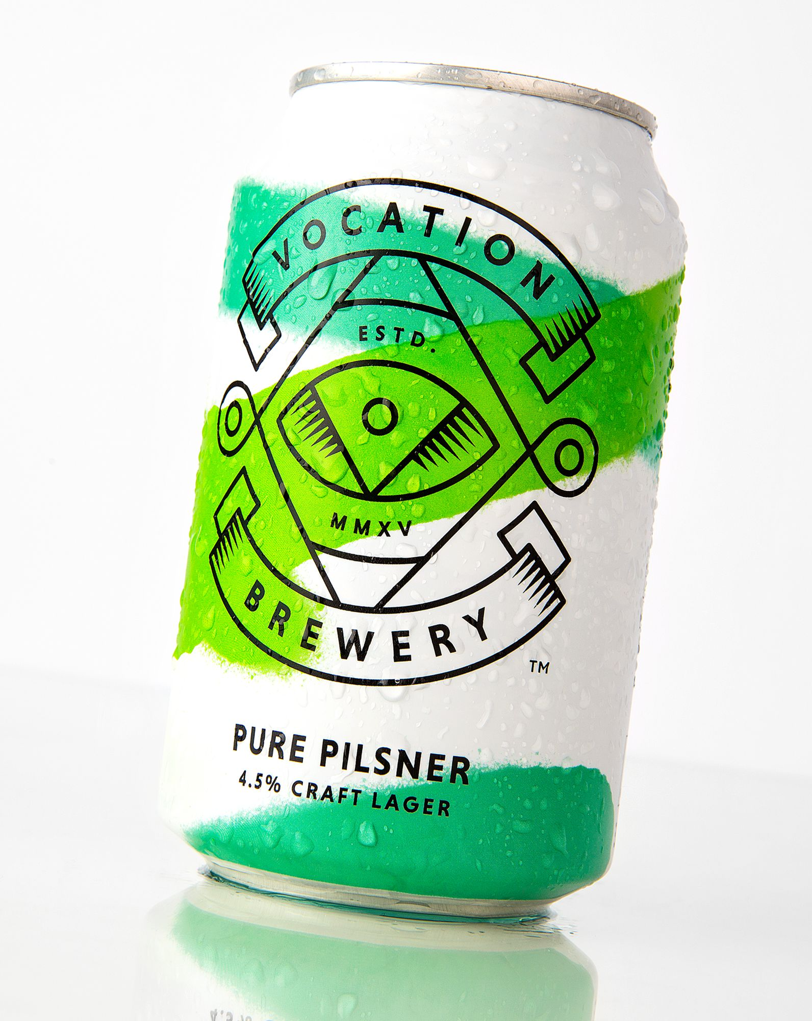 Vocation Brewery Pilsners