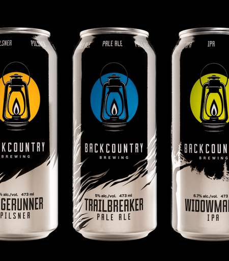 Backcountry Brewing Cans