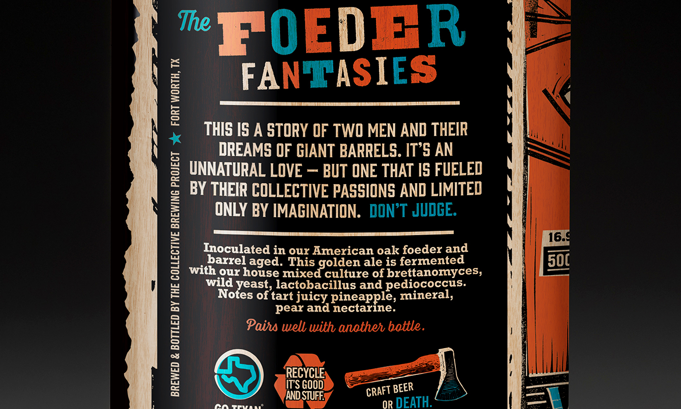 The Collective Brewing Project Foeder Fantasies