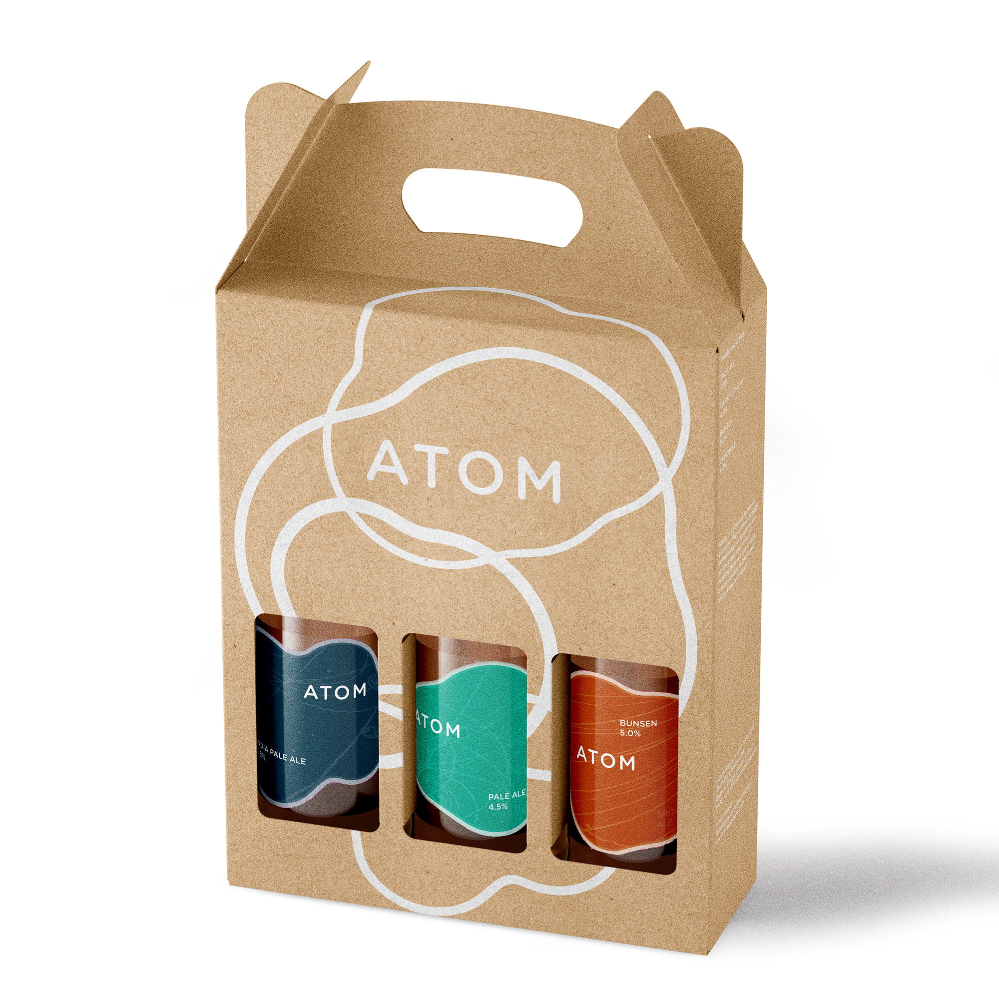 Atom Beers Carrier