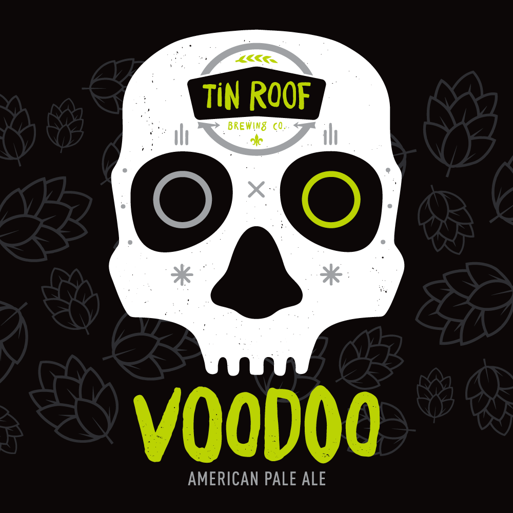 Voodoo American Pale Ale Oh Beautiful Beer
