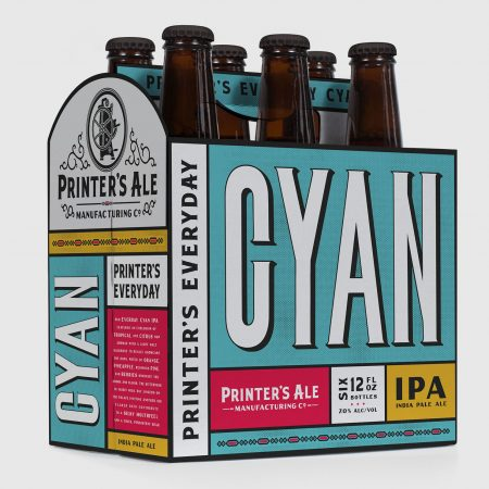 Printer's Ale Six Pack