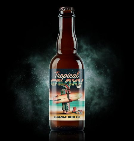 Almanac Tropical Galaxy