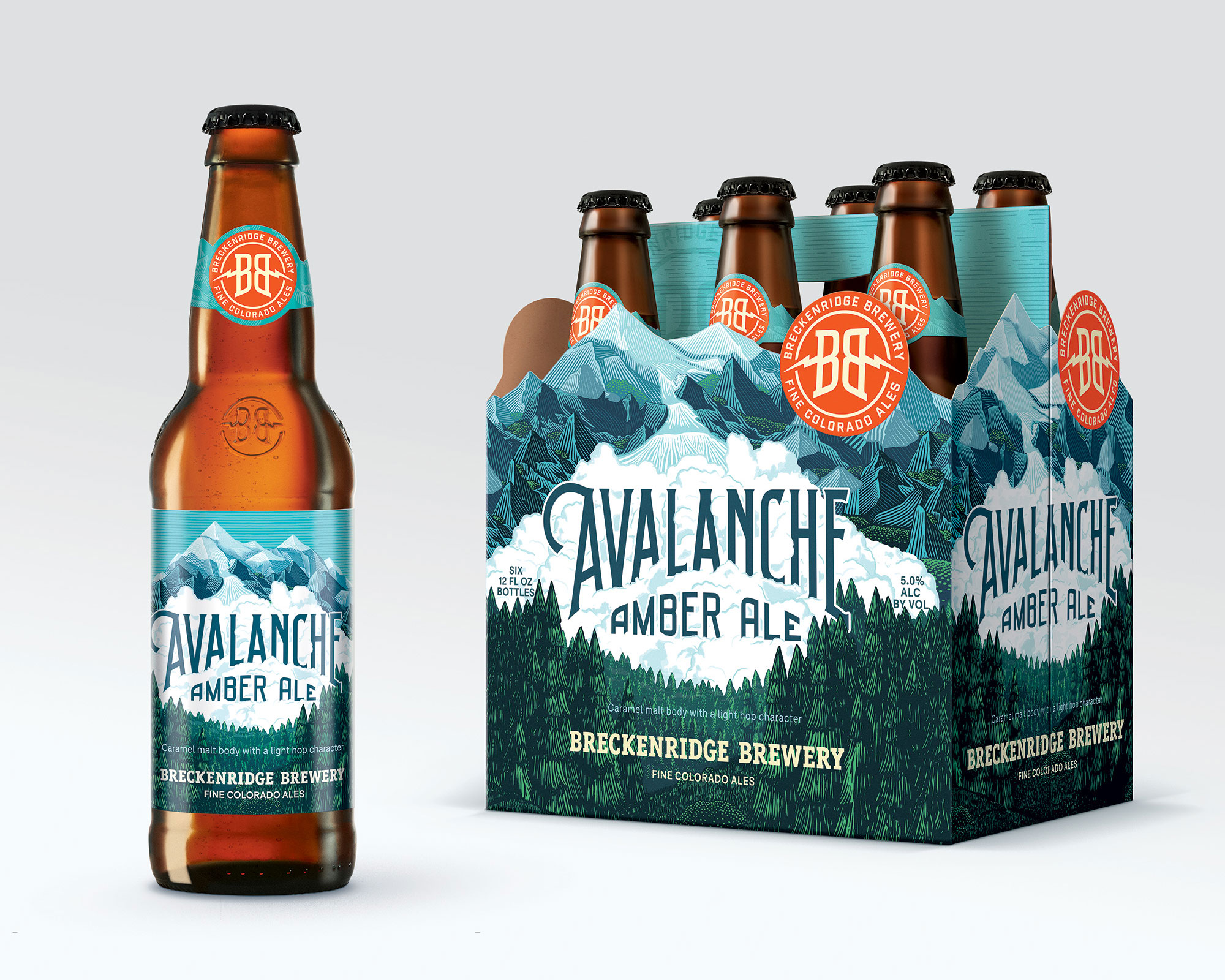 Breckenridge Brewery Redesign