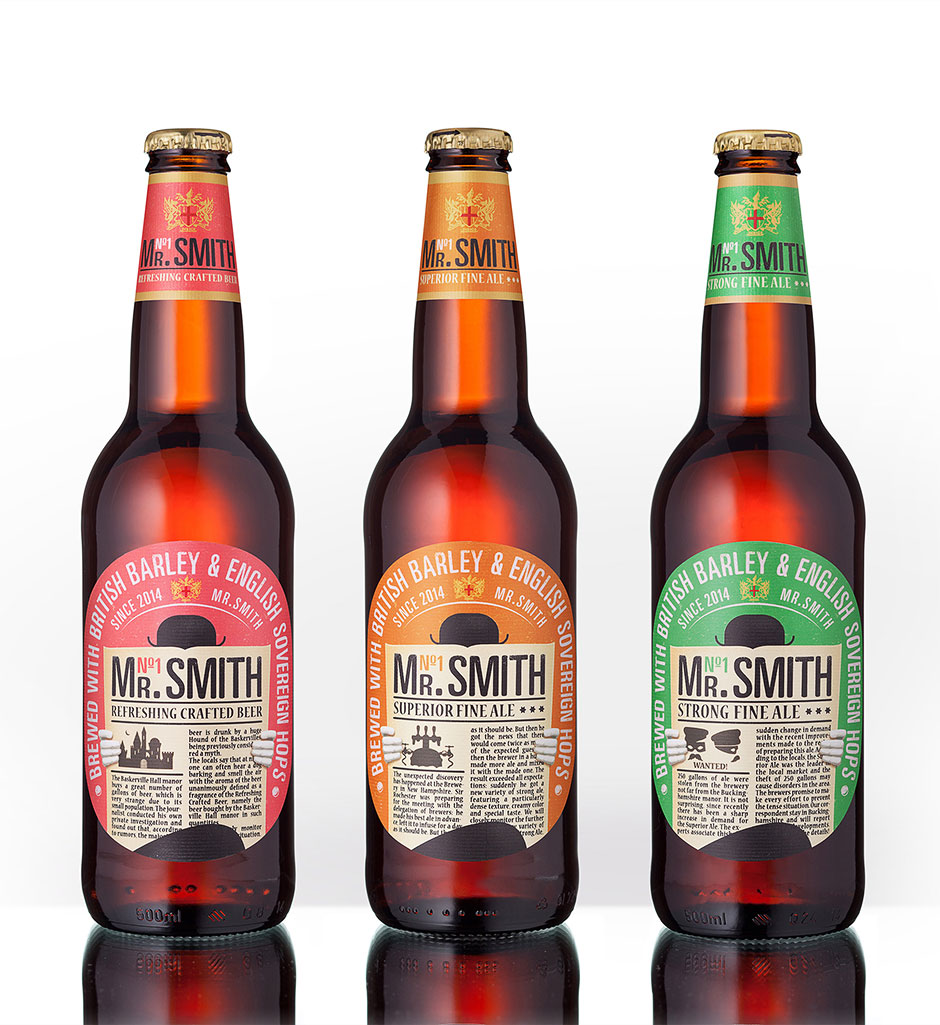 Mr Smith Oh Beautiful Beer