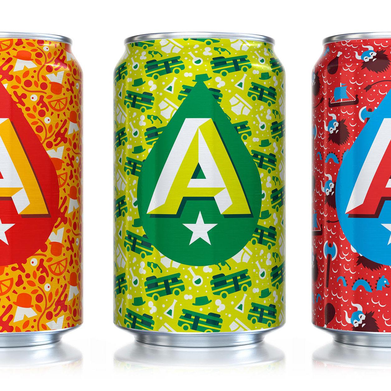 Austin Beerworks Seasonals Oh Beautiful Beer
