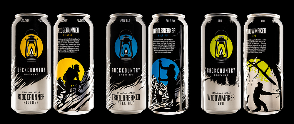 Backcountry Brewing Oh Beautiful Beer